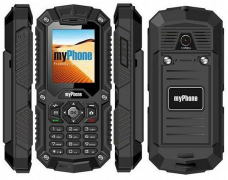 prezent na święta do 300 zł - smartfon myPhone Hammer