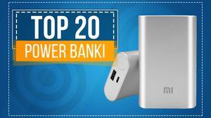 TOP 20 Najmocniejszych Powerbanków w Sieci!