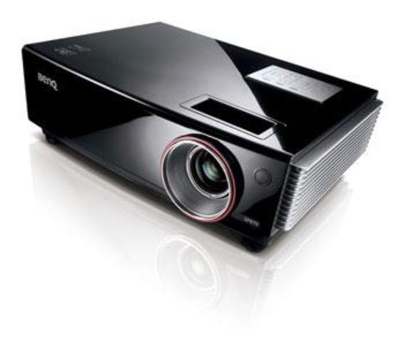 BenQ SP870 DLP Projector