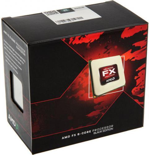 AMD FX-8370, 4.0GHz, 16MB, BOX (FD8370FRHKBOX)