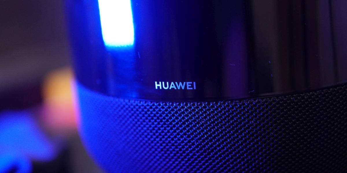 Huawei Sound X oferuje głośniki pełnopasmowe o dobrej jakości