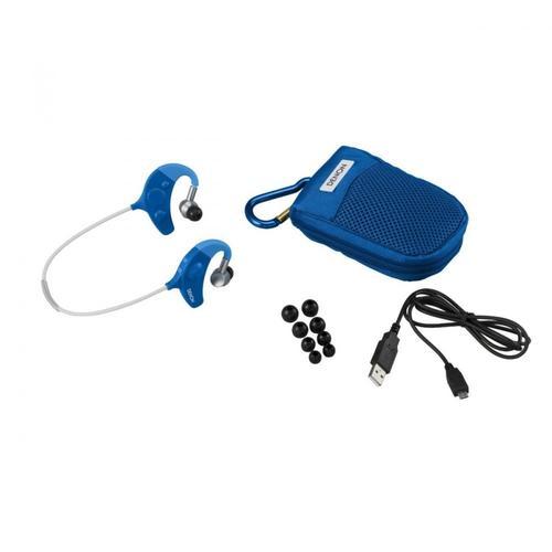 Denon Słuchawki AH-W150 Niebieskie