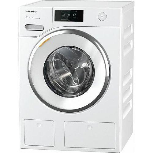 biała pralka Miele WWR860 WPS