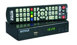 WIWA HD 90 MC MPEG4 & HD MEDIA PLAYER