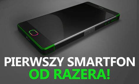 Pierwszy Smartfon od Razera!