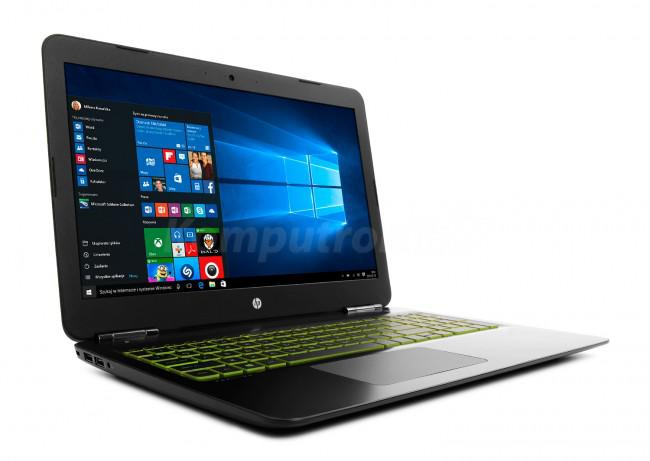 HP Pavilion 15-bc507nw (7PX26EA) - Windows 10 Pro