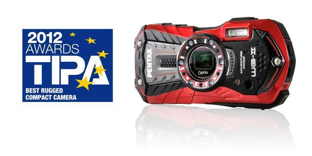 PENTAX-WG2 - Nagroda TIPA 2012