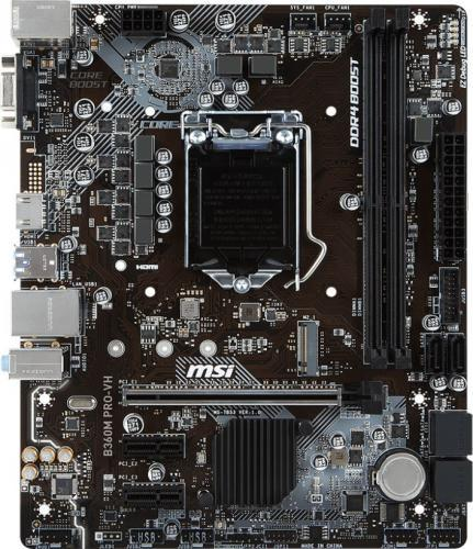 MSI B360M PRO-VH ( LGA 1151 ; 2x DDR4 DIMM ; Micro ATX )
