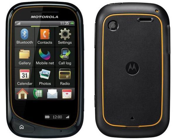 Motorola Wilder