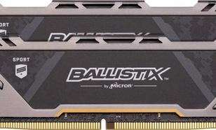 Crucial Ballistix Sport AT, DDR4, 16 GB,2666MHz, CL16