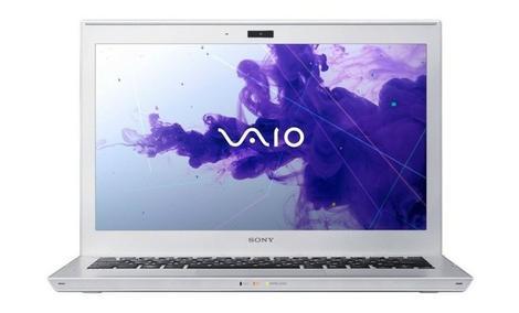 Pierwszy ultrabook Sony - bardzo elegancki, szybki, z pełnym zestawem łączy