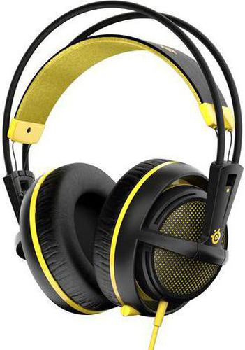 SteelSeries Siberia 200 Proton Yellow (51138)