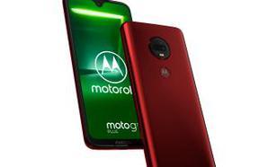 Motorola Moto G7 Plus 4/64GB DS (czerwony)