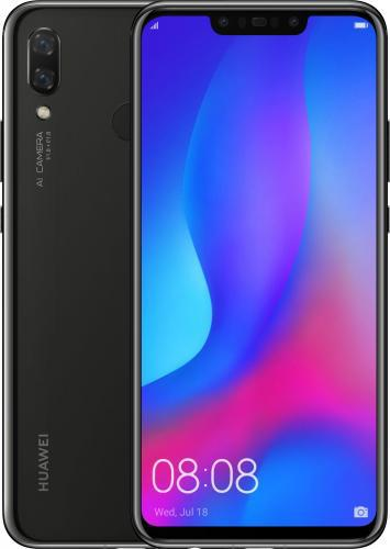 Huawei Nova 3 128GB Czarny