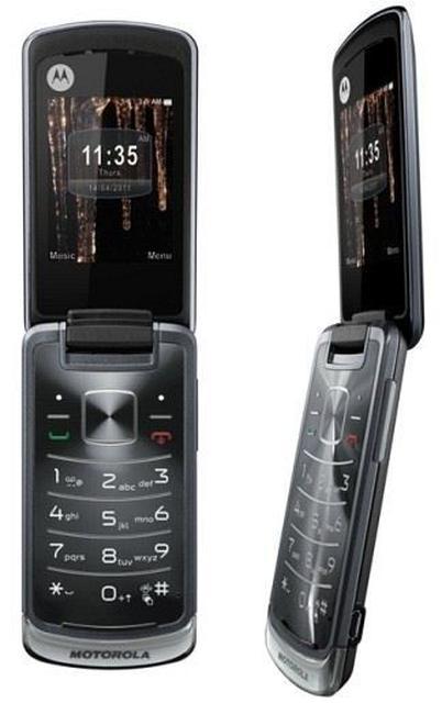 Motorola Gleam - prezentacja