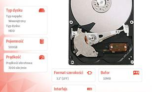Toshiba DT01ACA050 500GB 3.5'' SATA3 32MB 7200rpm