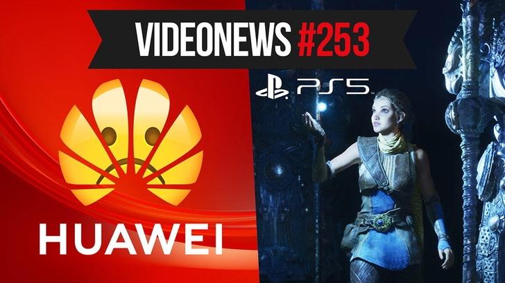 Huawei niszczony przez USA, OnePlus z trybem podglądacza - VideoNews #253