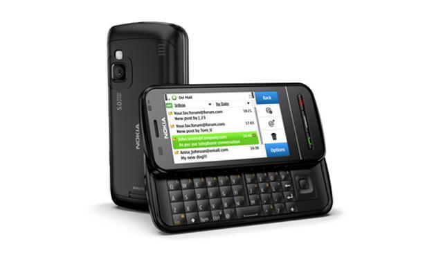 Nokia C6- prezentacja