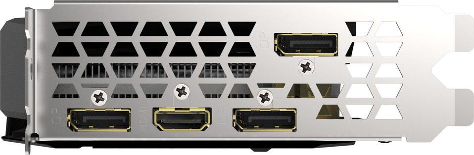 Gigabyte GeForce RTX 2060 Windforce OC, 6GB GDDR6 (GV-N2060WF2OC-6GD)