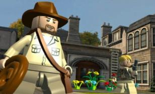 Lucas Arts LEGO Indiana Jones 2 PC