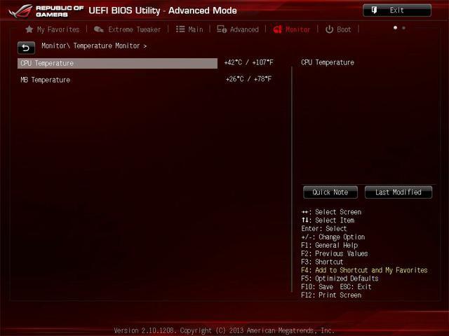 Asus Maximus VI Impact uefi10