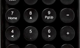 LogiLink Bezprzewodowa klawiatura numeryczna, 18 klawiszy, 2.4GHz
