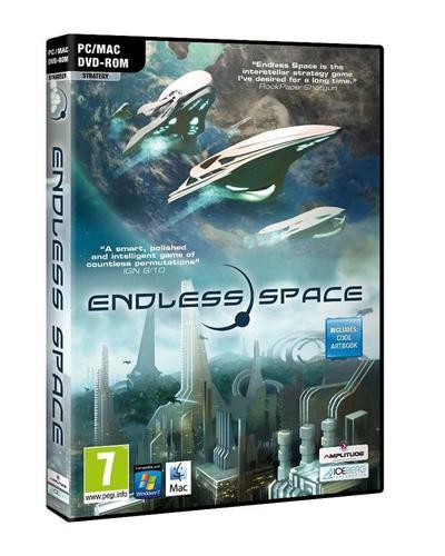 Techland Endless Space: Edycja Admirala PC