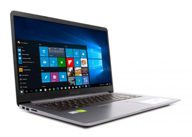 ASUS VivoBook S X510UQ - 240GB M.2 + 1TB HDD