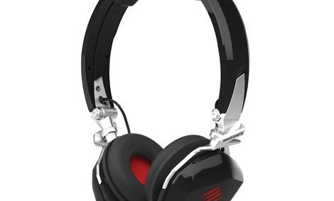 Mad Catz: mobilny headset F.R.E.Q. M