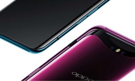 Ten smartfon ukrywa swoje aparaty! Oto Oppo Find X
