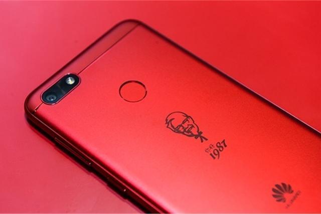 Smartfon KFC