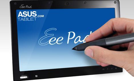 Asus Eee Pad konkurencją dla iPada?