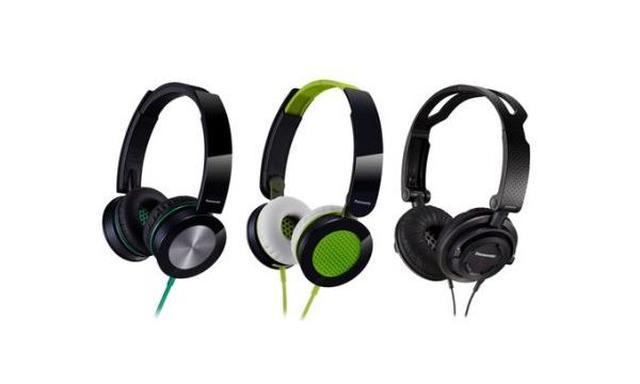 Panasonic RP HXS400 i HXS200 -Słuchawki Dla Miłośników Muzyki