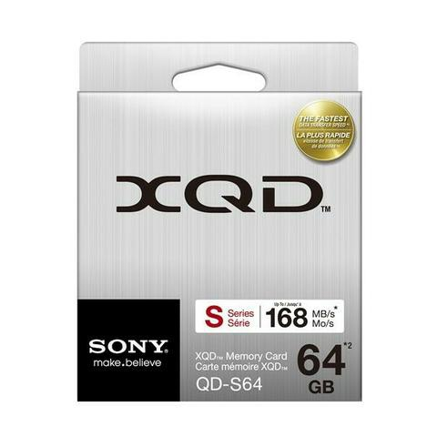Sony XQD S