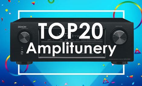Ranking Polecanych Amplitunerów - Sprawdź TOP 20 Hitów!