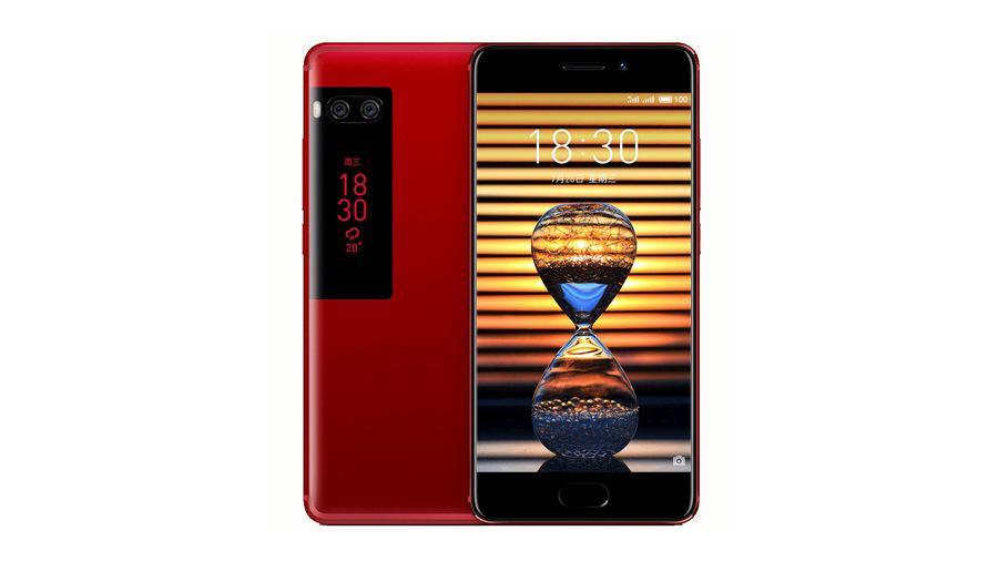 Meizu Pro 7 oferuje w sumie trzy aparaty