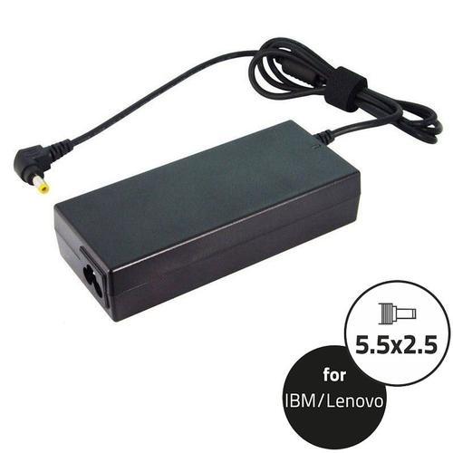 Qoltec Zasilacz do IBM Lenovo 65W | 19V | 3.42A | 5.5*2.5