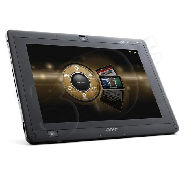 Acer Iconia w501 - tablet
