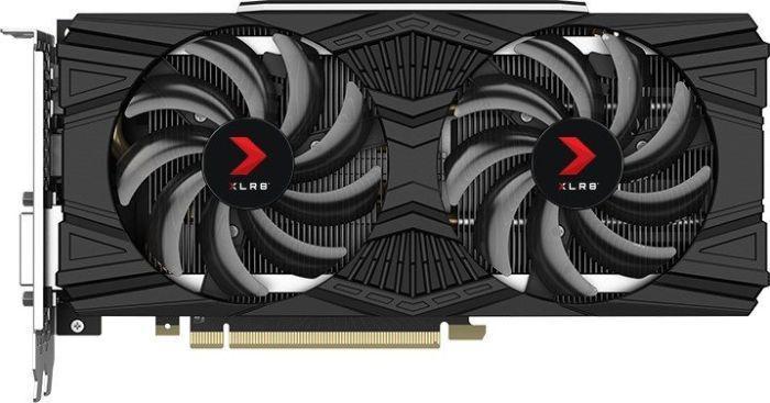 PNY Technologies GeForce RTX 2060 XLR8 OC, 6GB GDDR6, 192-bit