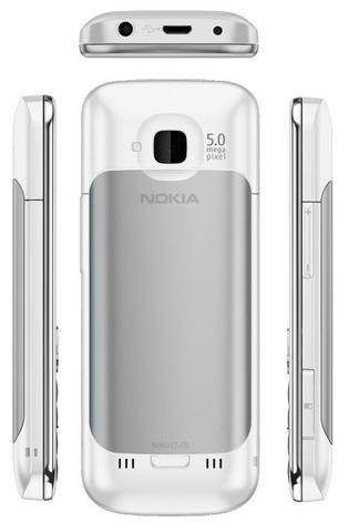 Sprawdzony model, zwbogacony o lepszy 5-megapikselowy aparat.