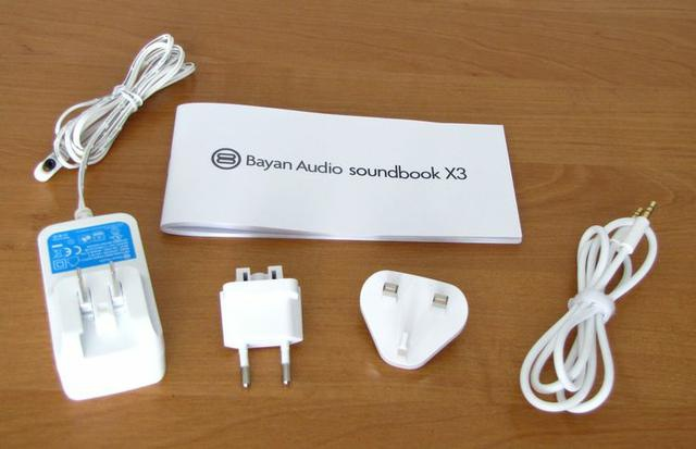 Bayan Audio Soundbook X3 fot1