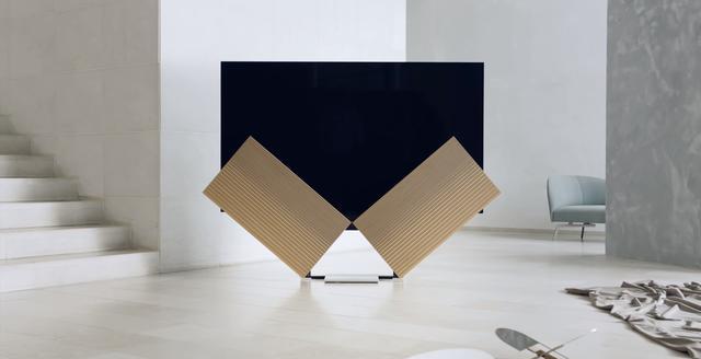 Bang and Olufsen zaskakują telewizorem z głośnikami