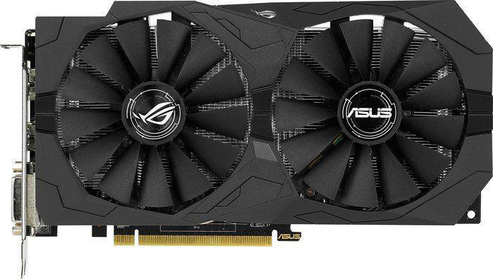 Asus Radeon RX 570 ROG STRIX 4GB GDDR5 (256 bit), 2xDVI-D, HDMI,