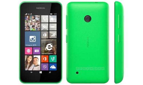 Nokia Lumia 530 DS GREEN