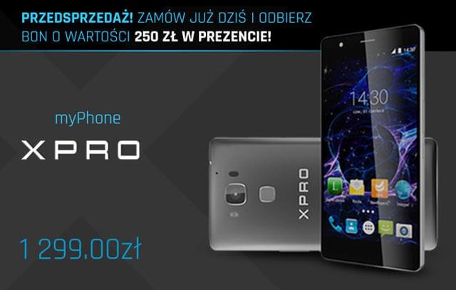 myPhone - XPRO Render