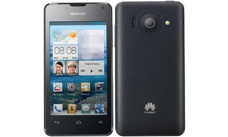 HUAWEI Ascend Y300 - budżetowy, ale wydajny smartfon
