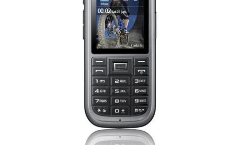 Samsung Solid C3350 - telefon dla twardziela