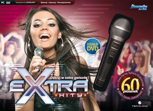 Techland Karaoke Pak: Dziecięce Przeboje 2 + Extra Hity