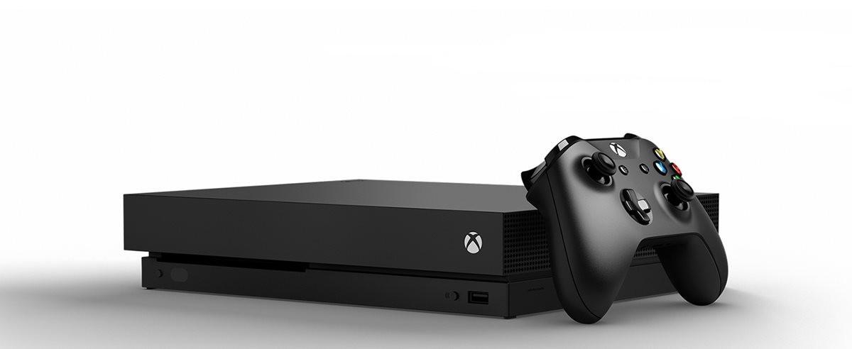 Xbox One X zadebiutował w 2017 roku