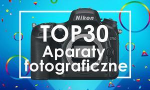 Ranking Najchętniej Kupowanych Aparatów Fotograficznych!